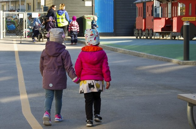 'I wasn't sure of the kids' safety': How parents felt about Norway's kindergarten opening