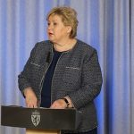 Norway PM: 'Some lockdown measures will last into summer'