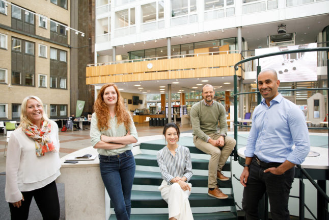 'It's like rocket fuel': the Swedish Executive MBA that takes you to the next level