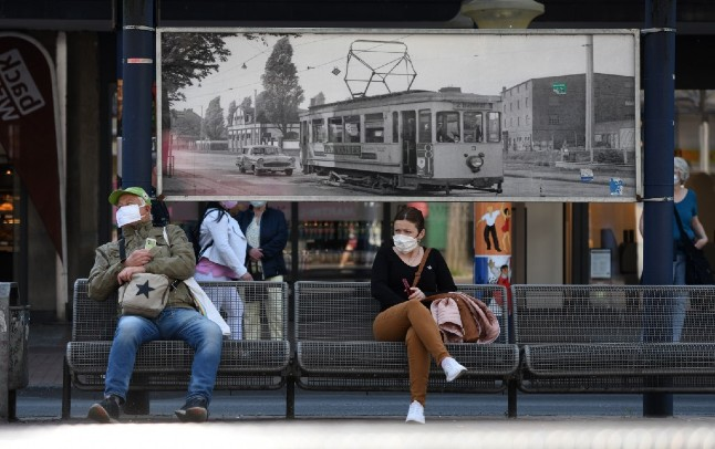 Why is Norway not recommending face masks for the public?