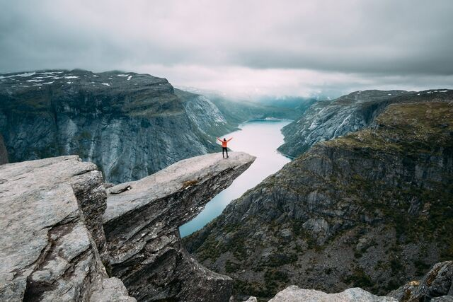 Five things to do around Norway in a summer with no foreign tourists