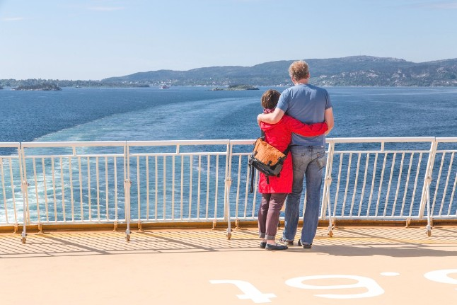 Record number of Norwegians book ferry trips to Denmark