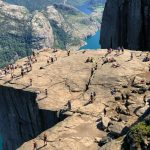 Norway's Preikestolen closed to visitors after fatality