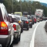 Traffic jams and ferry queues as Norway holidays at home