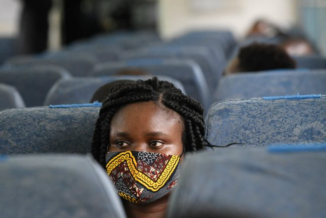 Why Norway – unlike EU – is not recommending face masks on trains