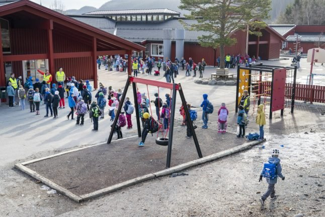 How schools in Norway will be different when they reopen