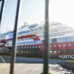 Norwegian cruise line executive suspended after virus outbreak