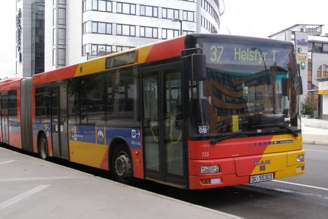 Why are bus drivers going on strike in Norway?
