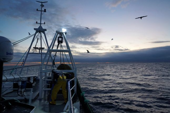 Norway and UK net post-Brexit fisheries deal