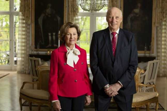 Norway's King Harald taken to hospital with breathing difficulties