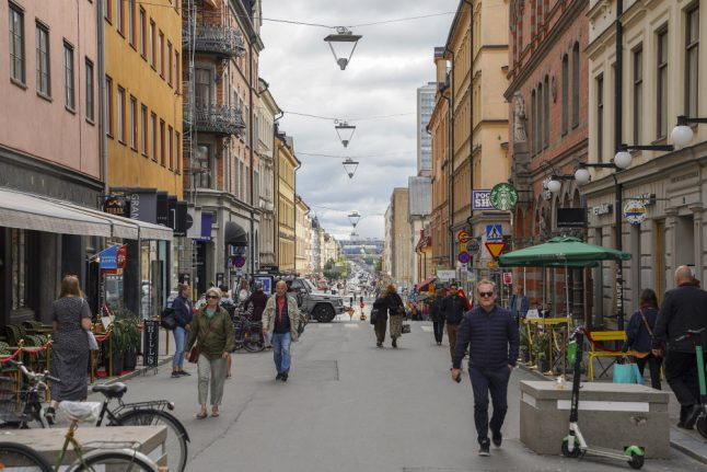 Norway coronavirus infections outstrip Sweden for first time since April