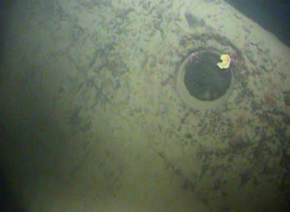 Nazi warship found off Norway coast after 80 years