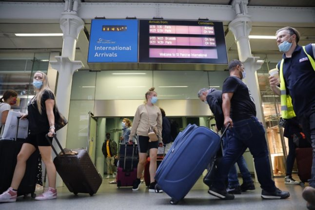 Brexit: European nationals warned of change in travel rules when visiting UK in future