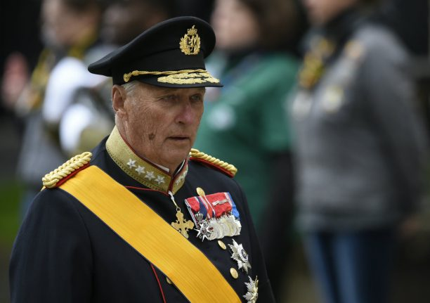 King Harald of Norway to undergo heart operation