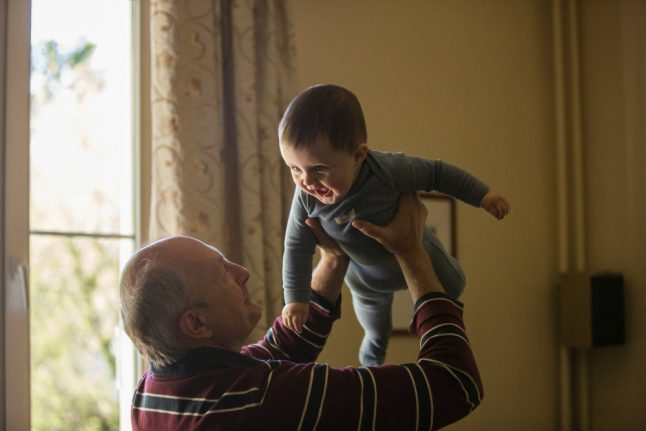 Grandparents to be allowed to visit as Norway eases Covid-19 travel restrictions