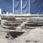 Race against time (and mould) to uncover secrets of Viking ship