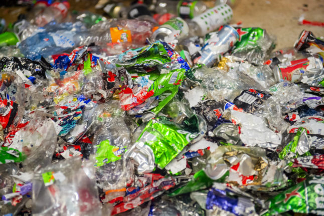 Norway bans export of plastic waste to developing countries