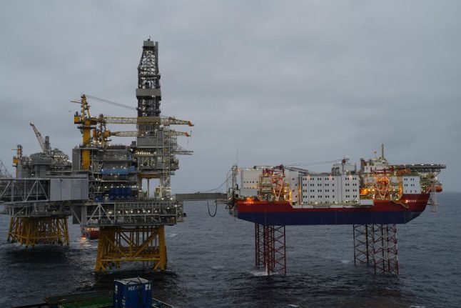 Norway oil giant Equinor aims to be carbon neutral by 2050