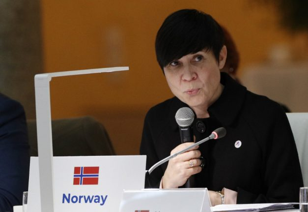 What are Norway's politicians saying about the US election?