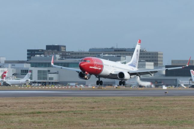 Norway extends ban on flights from UK until January 2nd