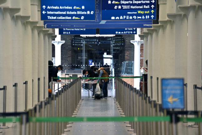 British visitors to Norway to face Covid-19 travel ban from January