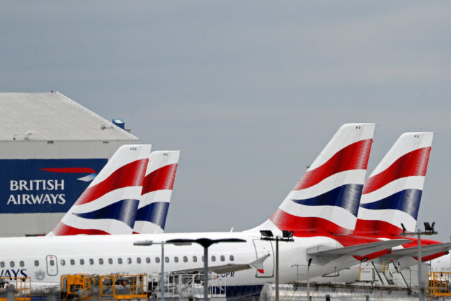 Norway bans flights from UK over new Covid-19 strain
