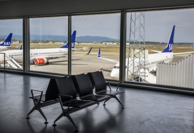 Travel to Norway: 'Thousands skip mandatory testing' at Oslo Airport