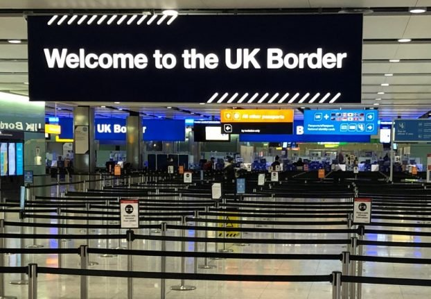 All travellers to UK to soon need negative Covid-19 test