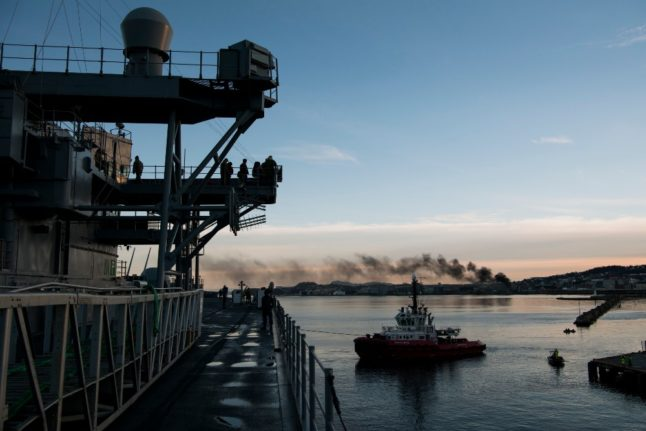 Norway cancels manoeuvres with Nato allies over virus fears
