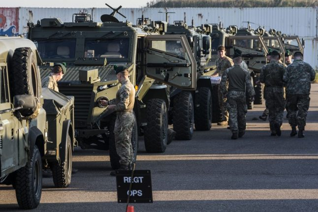 American and British troops in Norway test positive for Covid-19