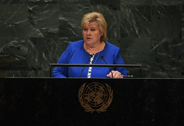 Why hasn't peace-loving Norway signed up to UN nuclear weapons ban?