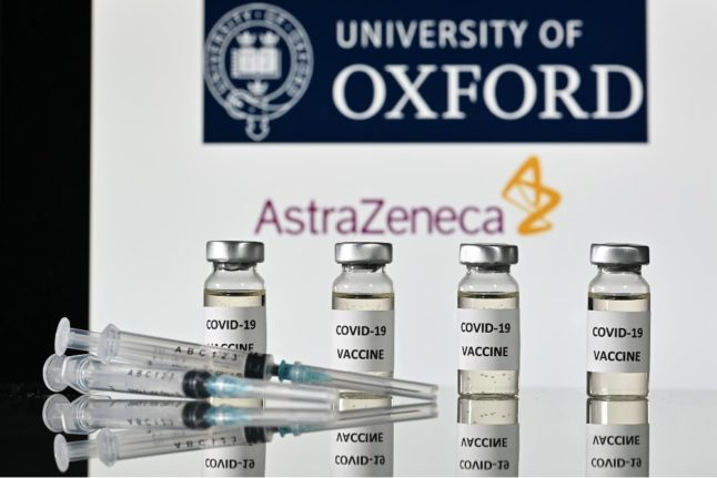 Norway to recommend AstraZeneca vaccine for under-65s only