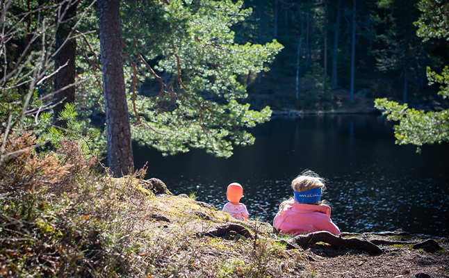 Why children in some parts of Oslo get more exercise than others