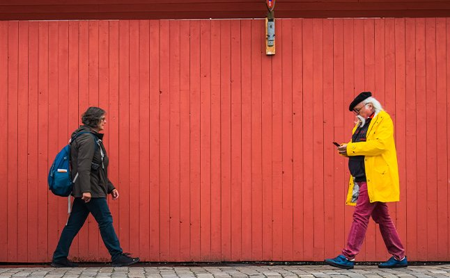 How do recommendations vary across Norway's Covid-19 'letter' scale?