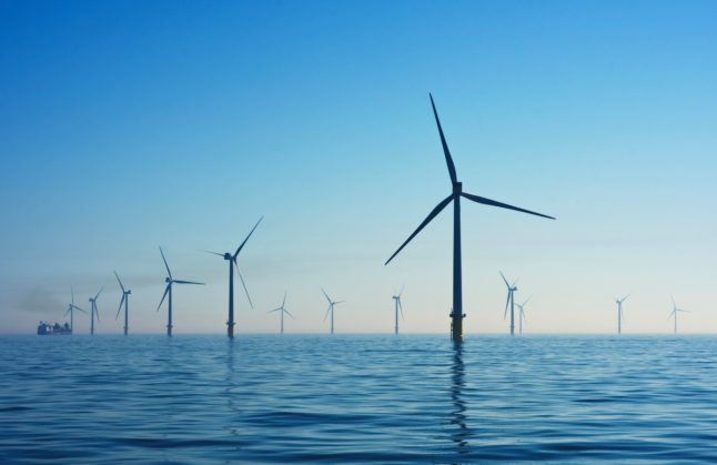 Norway wealth fund buys first renewable energy stake