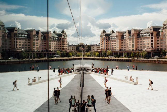 Oslo relaxes Covid restrictions with shops and malls to reopen