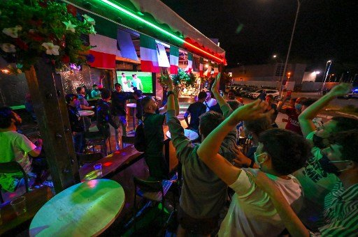 Bars, house parties and fan zones: What are the rules for watching Euro 2020 matches in Italy?