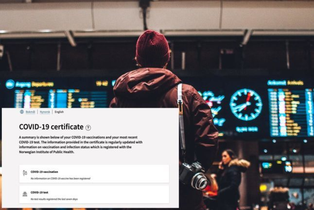 NEW: Norway to launch full version of digital 'Covid certificates'
