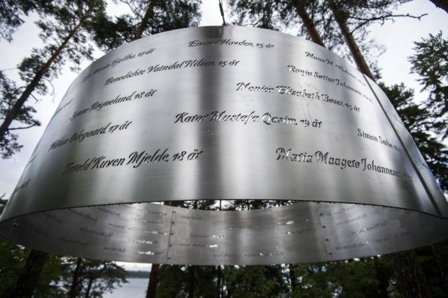 Norway PM Solberg says country must oppose hate in July 22nd memorial speech