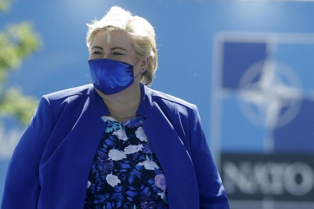 What Erna Solberg's seven election promises mean for foreign residents in Norway