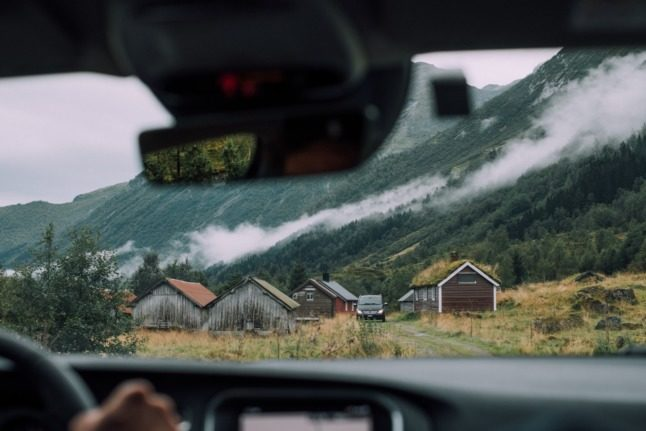 QUIZ: Would you pass the Norwegian driving theory test?
