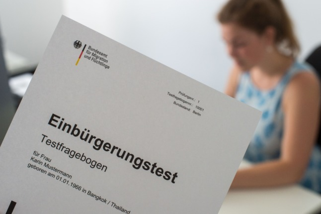 Could Germany change its dual citizenship laws?