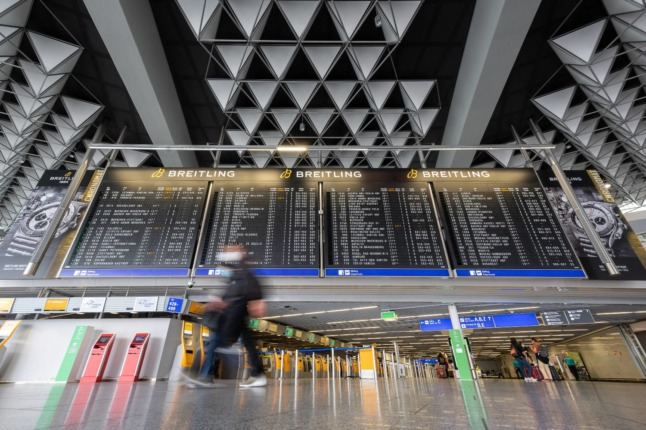 How travel rules from Germany to England have become stricter