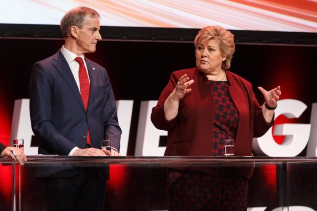 As it happened: 'We did it' - Norway's left-wing opposition triumphs in general election