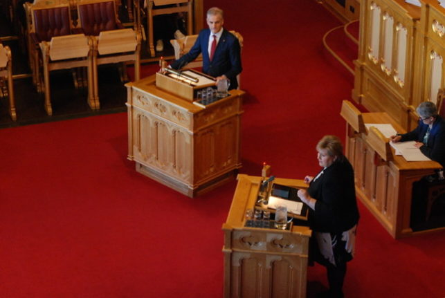 Solberg unseated as Norway's left-wing opposition comes out on top