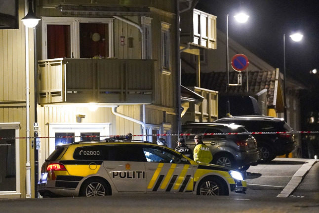 Danish citizen charged with deadly Norway bow and arrow attack