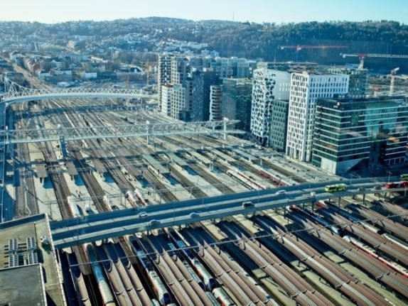 Train link between Oslo and Gothenburg to resume