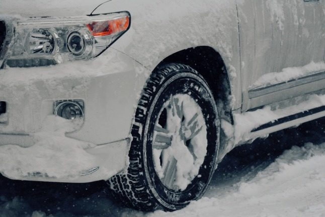 Winter tyres in Norway: Everything you need to know