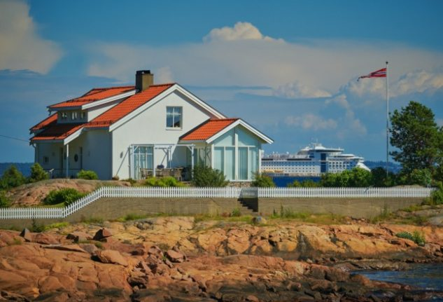 How easy is it to get a mortgage in Norway as a foreign resident?
